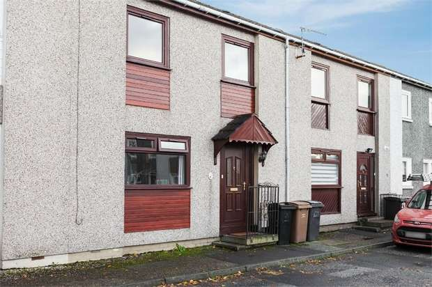 2 Bedrooms Terraced House for sale in Fifehill Park, Dyce, Aberdeen