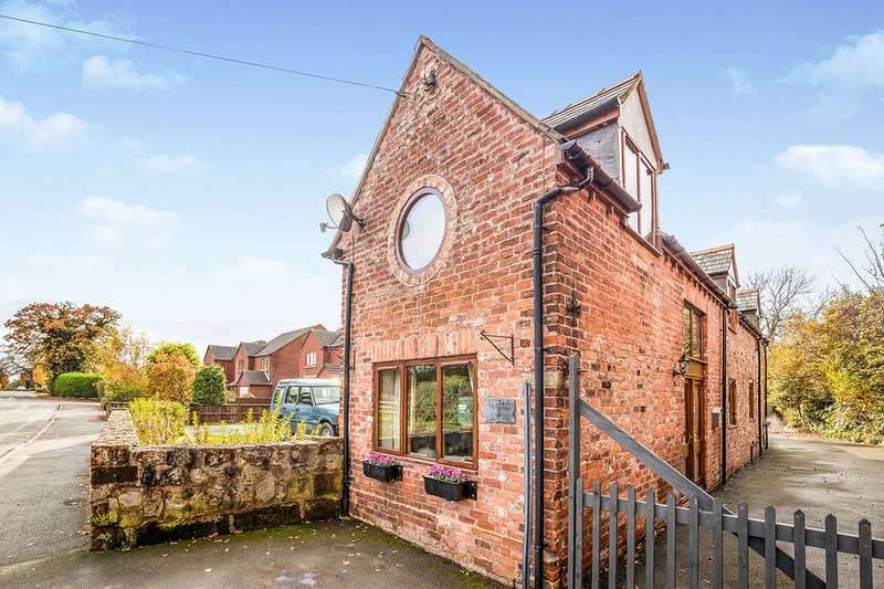 3 Bedrooms Detached House for sale in West Felton, Oswestry, Shropshire, SY11