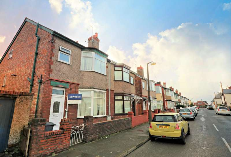 4 Bedrooms Semi Detached House for sale in Daresbury Road, Wallasey, CH44 5RJ