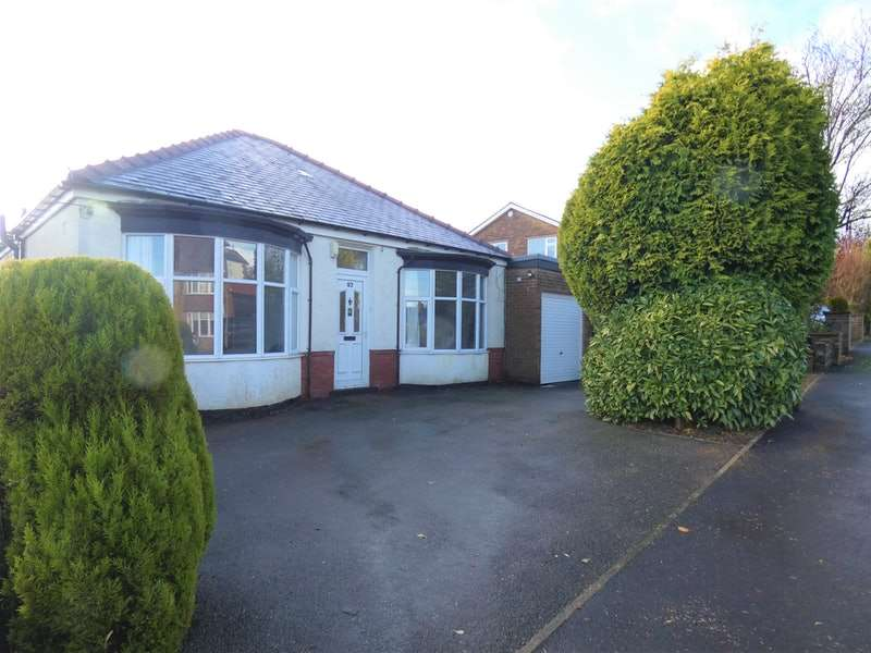 3 Bedrooms Bungalow for sale in Brooklands Avenue, Sheffield, South Yorkshire, S10