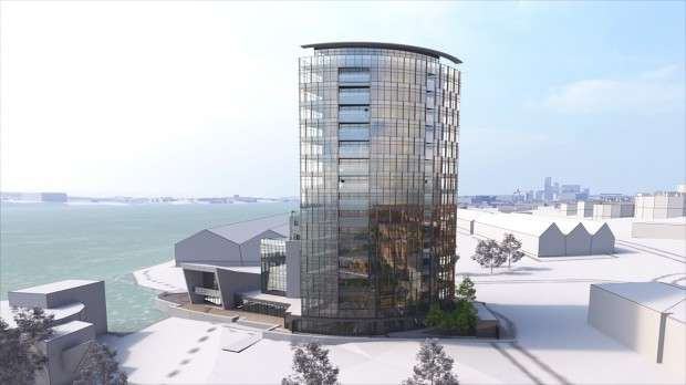 3 Bedrooms Apartment Flat for sale in Herculaneum Quay Riverside Drive, Liverpool City Centre, L3