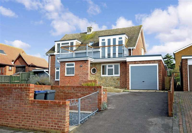 4 Bedrooms Detached House for sale in Mickleburgh Avenue, , Herne Bay, Kent