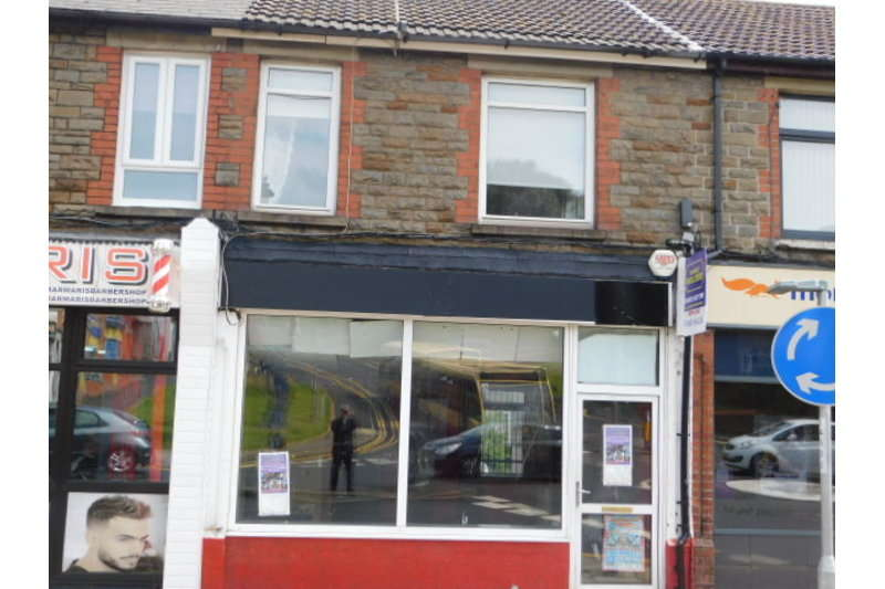 1 Bedroom Commercial Property for sale in High Street, Blackwood