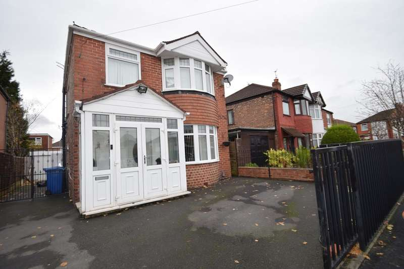 3 Bedrooms Detached House for sale in Gainsborough Drive, Cheadle