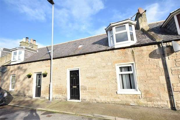 3 Bedrooms Terraced House for sale in Dunbar Street, Lossiemouth