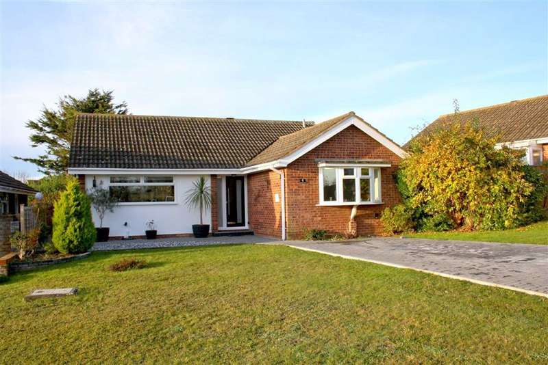 2 Bedrooms Detached Bungalow for sale in Princess Drive, Seaford, East Sussex