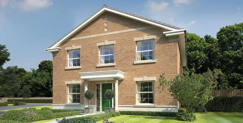 4 Bedrooms Detached House for sale in The Baltimore, Richmond Point, Queensway, Lytham St Annes