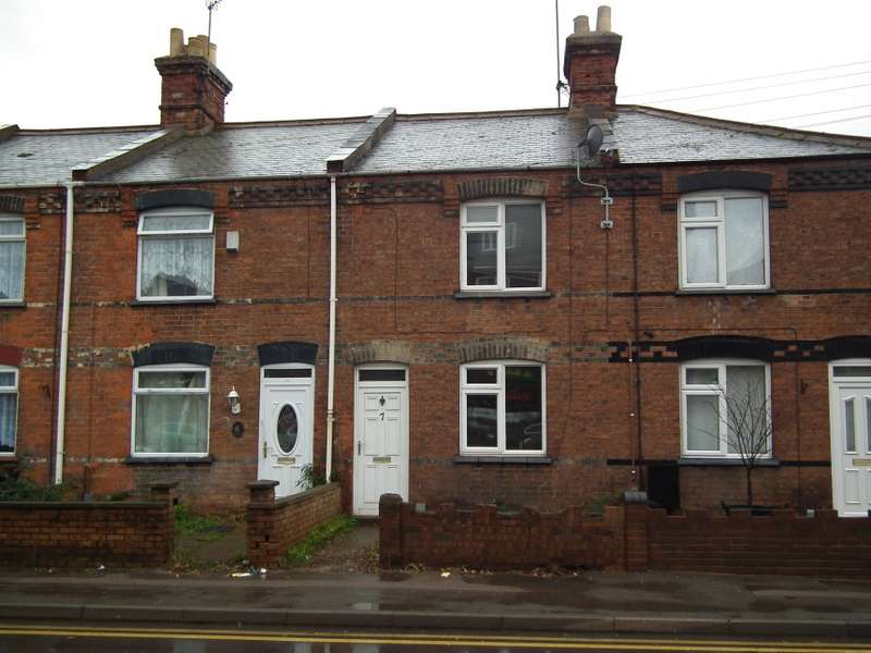 2 Bedrooms Terraced House for sale in 7 Blencowe Terrace, Wisbech, Cambridgeshire