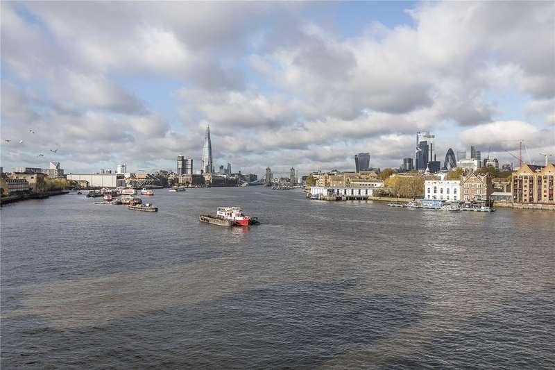 3 Bedrooms Penthouse Flat for sale in New Archers Court, 99 Rotherhithe Street, London, SE16
