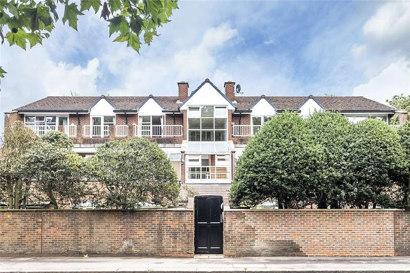 3 Bedrooms Flat for sale in Somerset Road, London, SW19