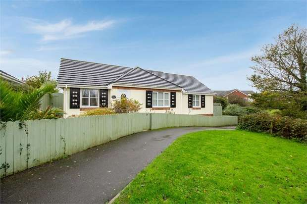 3 Bedrooms Detached Bungalow for sale in Armada Way, Westward Ho, Bideford, Devon