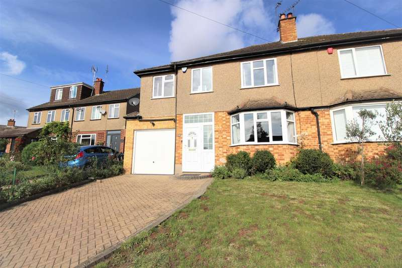 4 Bedrooms Semi Detached House for sale in Barnhill Close, Marlow