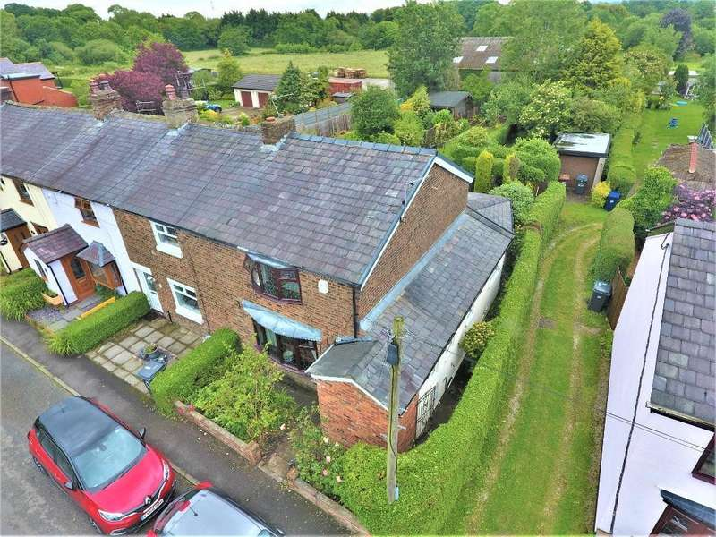 2 Bedrooms Cottage House for sale in Newgate Lane, Whitestake