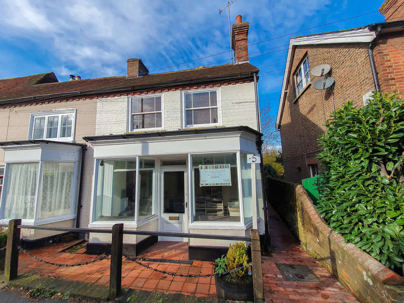 3 Bedrooms End Of Terrace House for sale in London Road, Forest Row