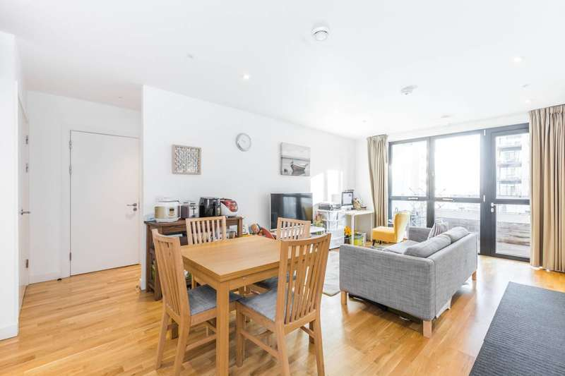 2 Bedrooms Flat for sale in Festuca House, Stratford, E20