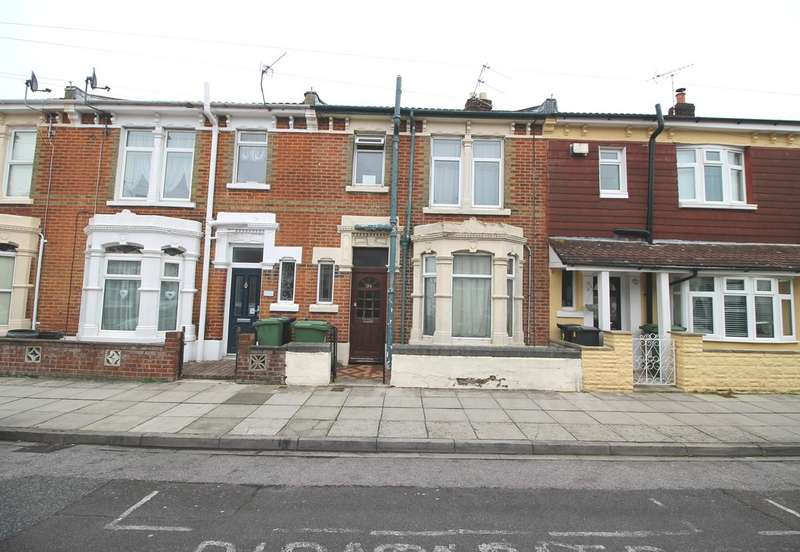 3 Bedrooms Terraced House for sale in Preston Road, North End PO2