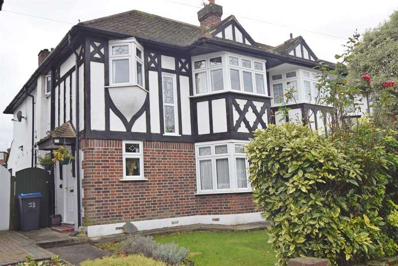 4 Bedrooms Semi Detached House for sale in Cardinal Avenue, Morden, SM4