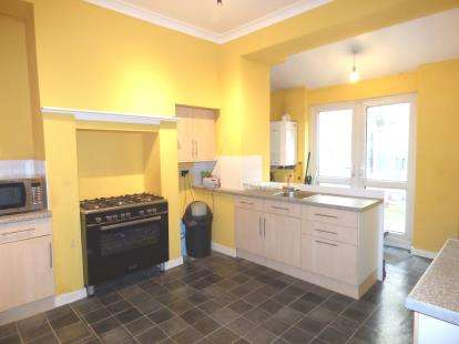 3 Bedrooms Terraced House for sale in Spa Road, Preston, Lancashire, ., PR1