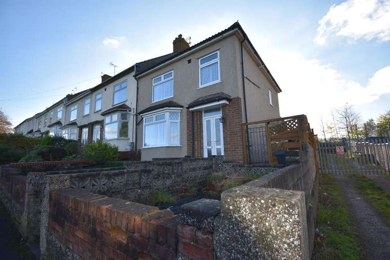 3 Bedrooms End Of Terrace House for sale in Duncombe Lane, Bristol, BS15 1NS