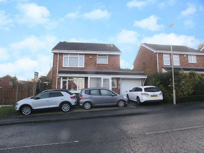 3 Bedrooms Property for sale in BRIERLEY HILL, Sandringham Way