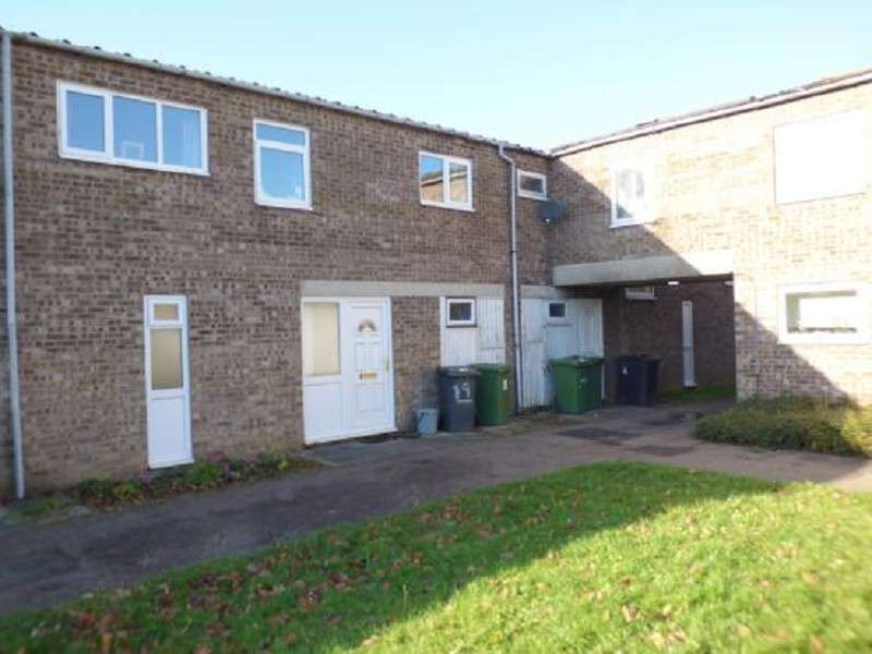 3 Bedrooms Terraced House for sale in Willonholt , Peterborough, PE3 7LU