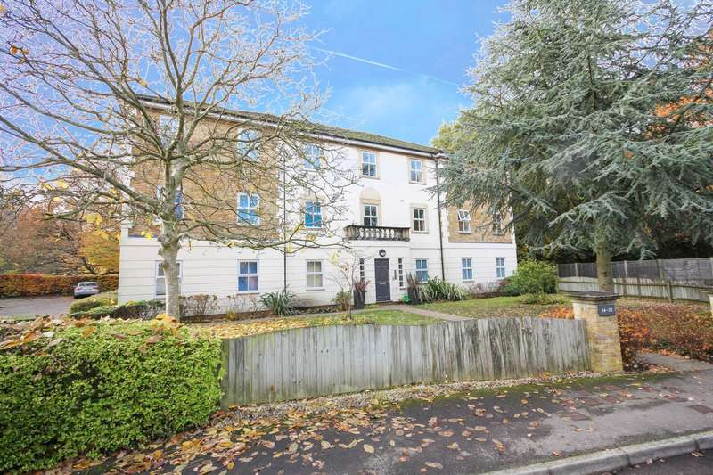 2 Bedrooms Apartment Flat for sale in Friendship Way, Bracknell