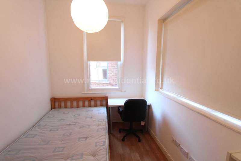 8 Bedrooms Apartment Flat for rent in Derby Road, Nottingham