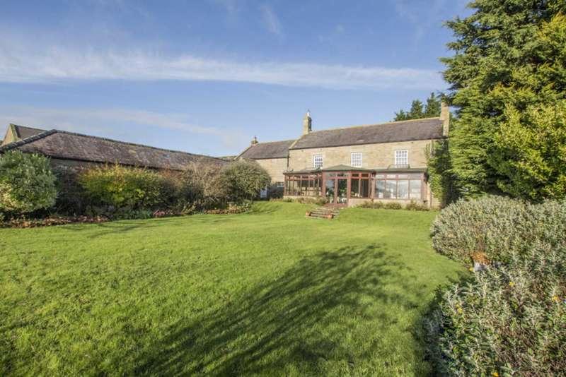4 Bedrooms Detached House for rent in Halton Shields, Corbridge