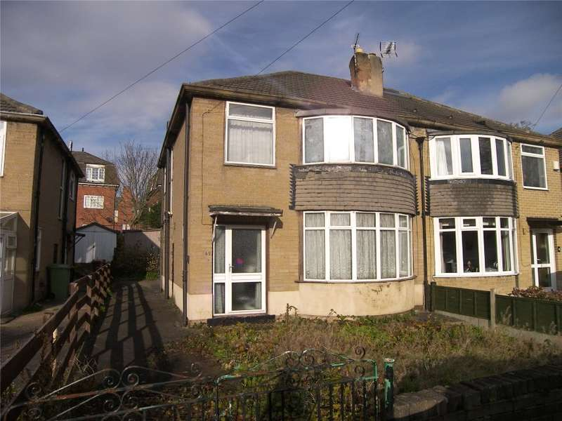 3 Bedrooms Semi Detached House for sale in 8 West Lodge Gardens, Leeds