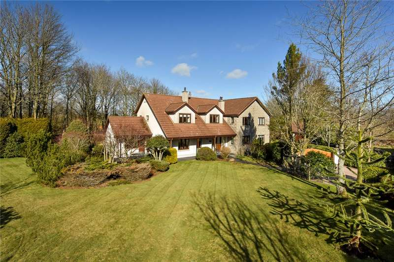 5 Bedrooms Detached House for sale in Serenity Lodge, Netherley, Stonehaven, Aberdeenshire, AB39