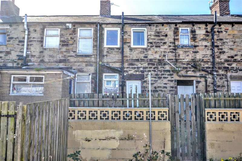 2 Bedrooms Terraced House for sale in Vaughan Terrace, Great Houghton, Barnsley, S72 0AG
