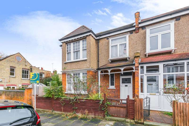 5 Bedrooms House for sale in Oak Avenue, Crouch End, N8