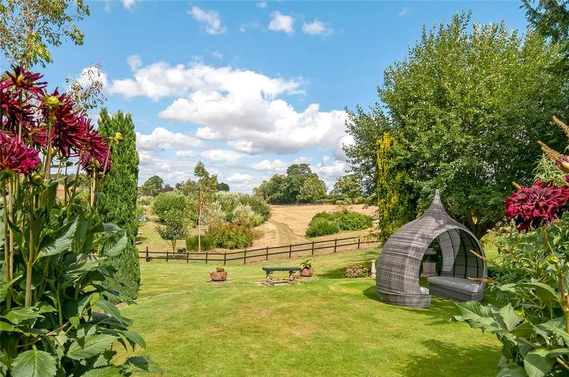 4 Bedrooms Detached House for sale in Totford, Northington, Alresford, Hampshire, SO24
