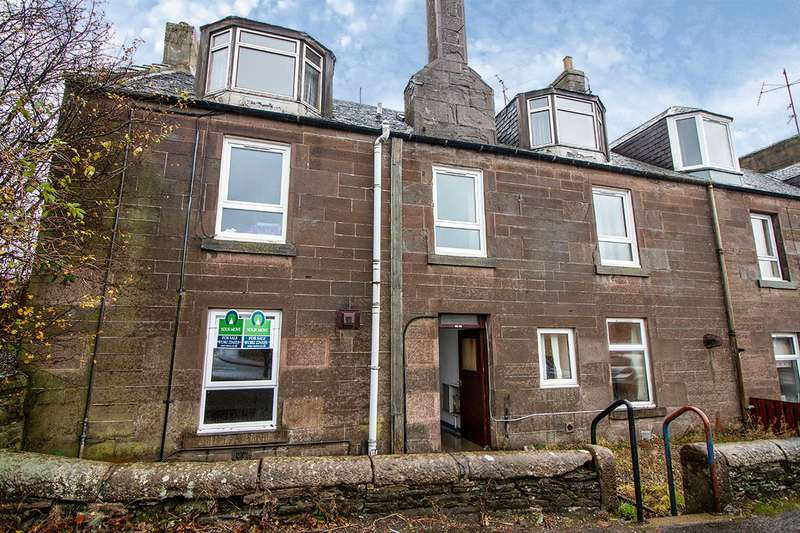 1 Bedroom Apartment Flat for sale in Station Road, Forfar, Angus, DD8