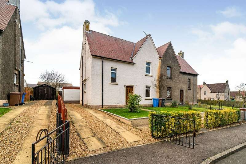 3 Bedrooms House for sale in Cleghorn Drive, Broxburn, West Lothian, EH52