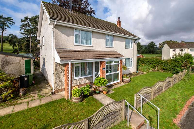 4 Bedrooms Detached House for sale in Beulah, Llanwrtyd Wells, LD5 4YB