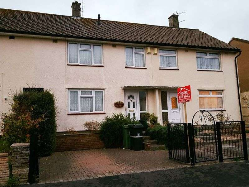 3 Bedrooms Property for sale in Whiteway Close, Bristol