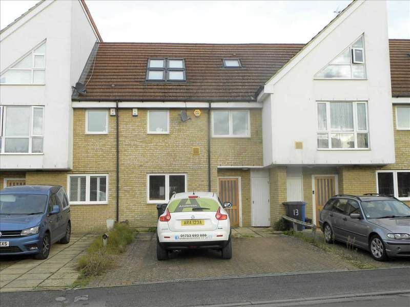 3 Bedrooms Property for sale in Percy Place, Datchet, Slough