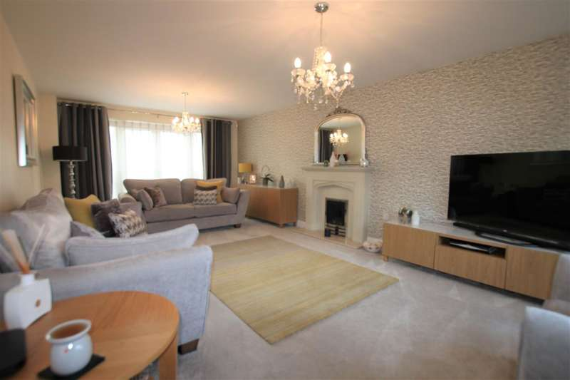 5 Bedrooms Detached House for sale in Willow Road, Barrow Upon Soar