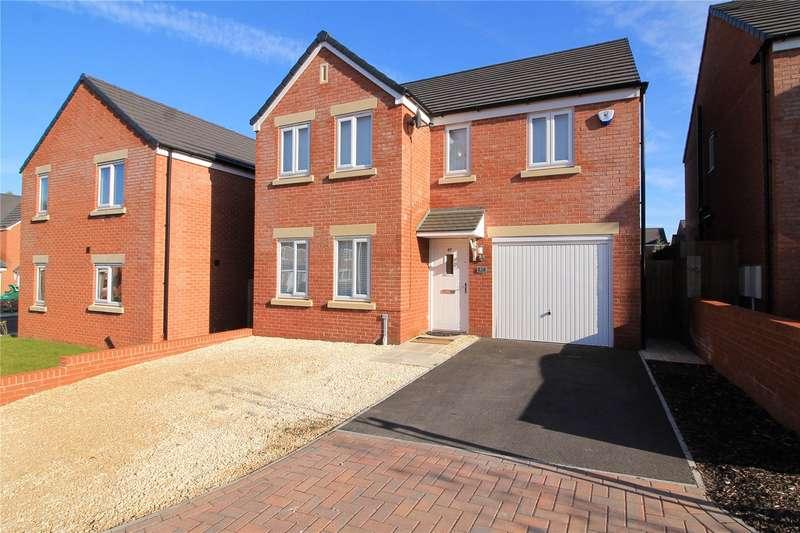 4 Bedrooms Property for sale in Ridgewood Way, Aintree, Liverpool