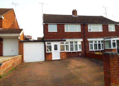 3 Bedrooms Semi Detached House for sale in Sundon Park Road, Luton, Bedfordshire