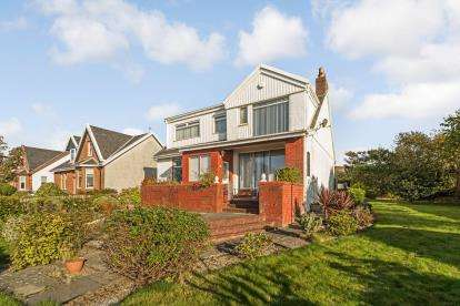 5 Bedrooms Detached House for sale in Greenock Road, Largs