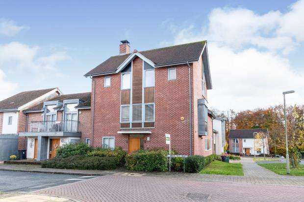 5 Bedrooms End Of Terrace House for sale in Basingstoke, Hampshire