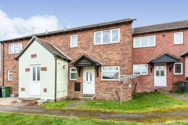 1 Bedroom Maisonette Flat for sale in Brighton Hill, Basingstoke, Hampshire