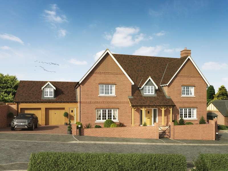 5 Bedrooms Detached House for sale in No. 2 Bentley House, Snitterfield, Stratford upon