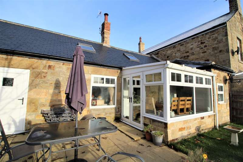 3 Bedrooms Cottage House for rent in Felton, Morpeth