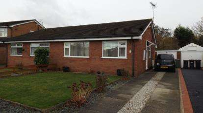 2 Bedrooms Bungalow for sale in Avon Drive, Crewe, Cheshire