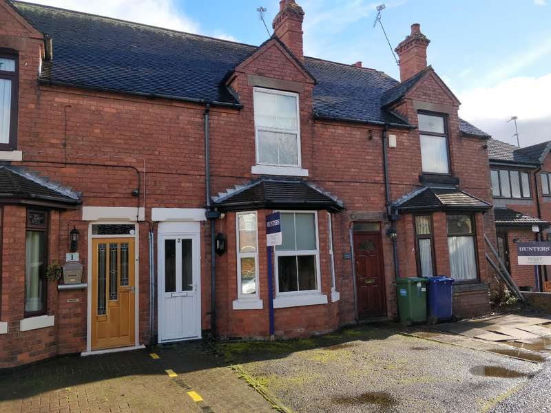 2 Bedrooms Terraced House for rent in Keystone Road, Rugeley, WS15 2ED
