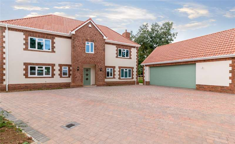 6 Bedrooms Detached House for sale in Langaller, Taunton, Somerset, TA2