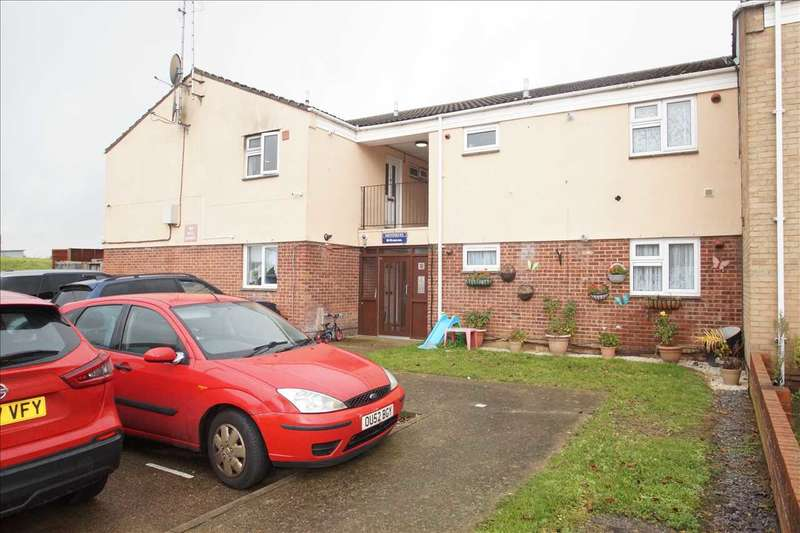 1 Bedroom Apartment Flat for sale in Greystoke Road, Slough